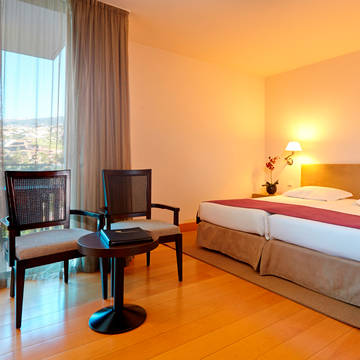 Voorbeeldkamer Hotel Golden Residence