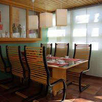 4-kamerwoning eettafel voorbeeld
