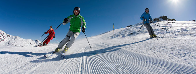 Wintersport Korte skivakanties