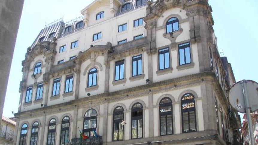 Voorzijde Hotel Da Bolsa