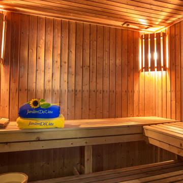 Sauna Appartementen Jardim do Vau