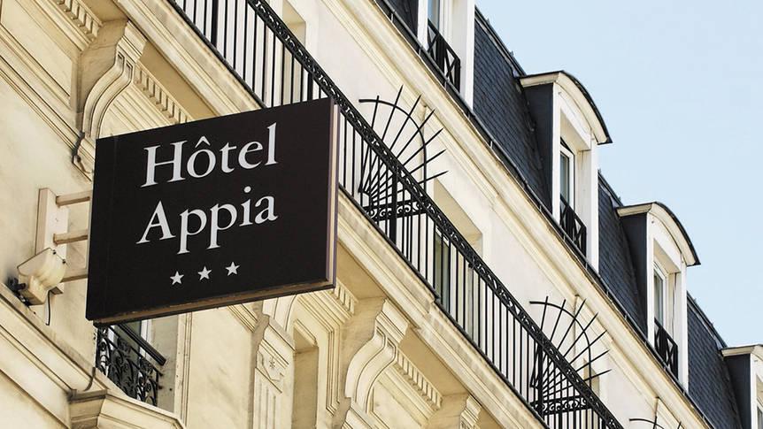 Bar Hotel Appia La Fayette