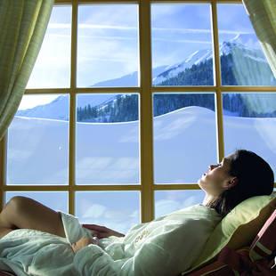 Relaxruimte