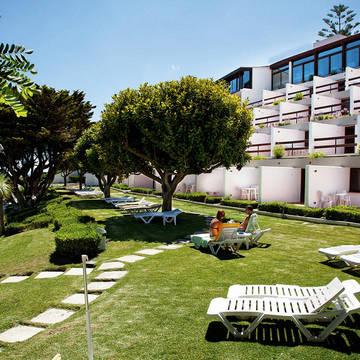 Tuin Hotel do Mar