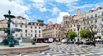 Flydrive Achterland Lissabon