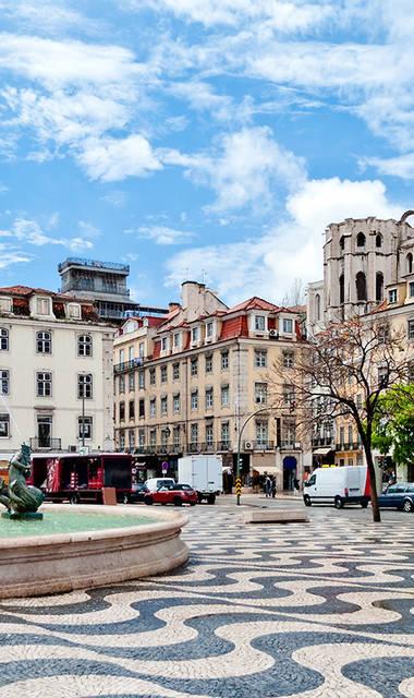 8-daagse fly-drive Het achterland van Lissabon