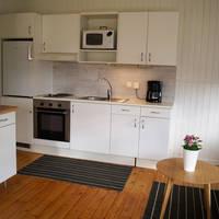 Cottage voorbeeld keuken