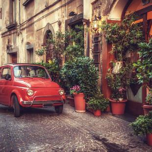 Autovakanties Italie
