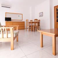Voorbeeld woonkamer 2-kamerappartement