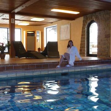 Overdekt zwembad Sonnenbichl Hotel Am Rotfischbach