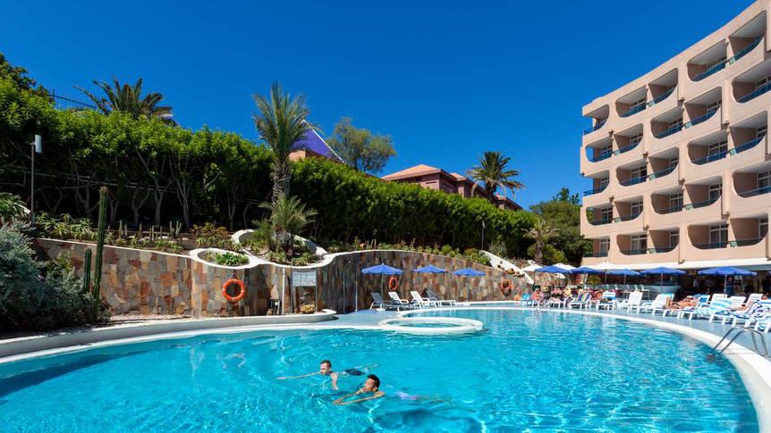 Zwembad Aparthotel Buenos Aires Gran Canaria