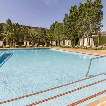 Zwembad Hotel Panorama