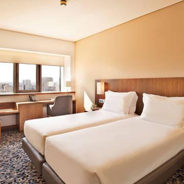 Kamer Hotel Ramada by Wyndham Lisbon
