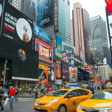 Times Square Hotel Holiday Inn NYC Times Square