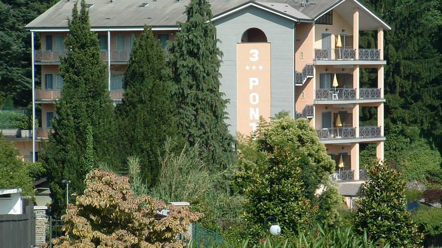Exterieur Residence Tre Ponti