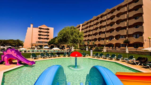 zwembad Hotel Vila Galé Atlantico
