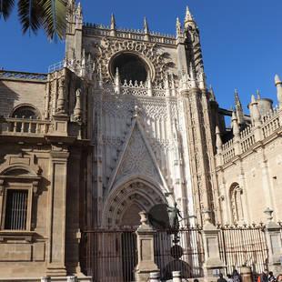 Kathedraal- Sevilla