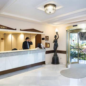 Receptie Hotel Tropicana