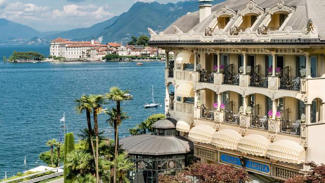 Exterieur Villa & Palazzo Aminta