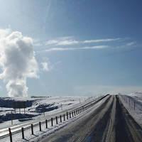 Onderweg IJsland