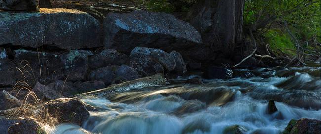 Jyväskylä waterval - Foto: Seppo Rinta