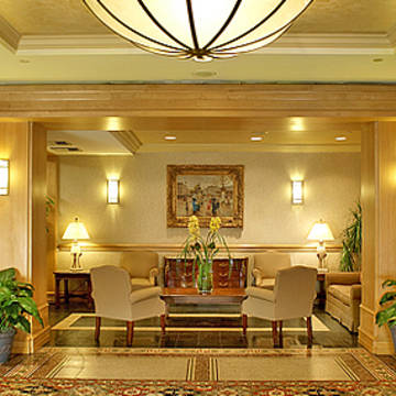 Lobby Hotel Martinique New York on Broadway, Curio Collection by Hilton