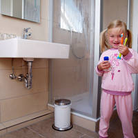 Voorbeeld badkamer type Domizil