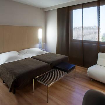Kamer Hotel Barcélo Valencia