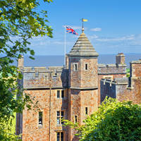 Somerset - Dunster Castle