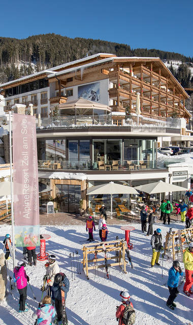 Hotel Alpine Resort Zell am See