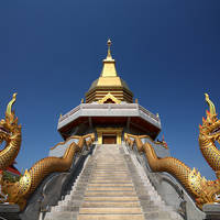 Wat Phothisompom in Udon Thani