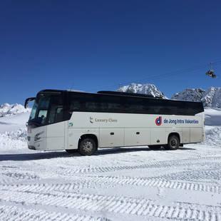 Buspendel wintersport - de Jong Intra Vakanties