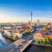 7 daagse treinrondreis 'Weimar, Dresden Berlijn'