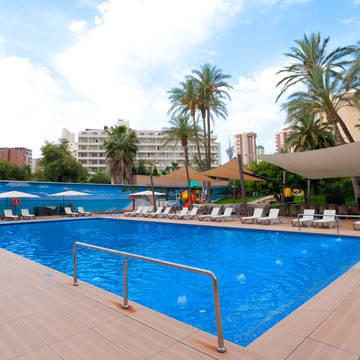 Zwembad Hotel Helios