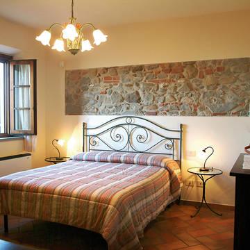 Voorbeeld kamer Agriturismo Isola Verde