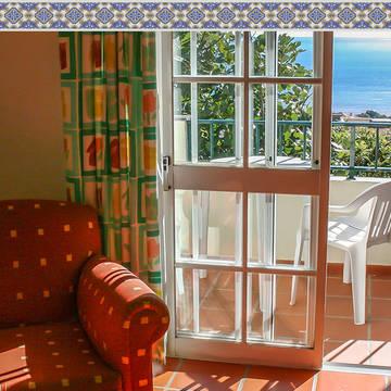 Woonvoorbeeld Appartementen Quinta Mae dos Homens