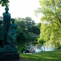 Orstedpark Kopenhagen Fotograaf: Kim Wyon