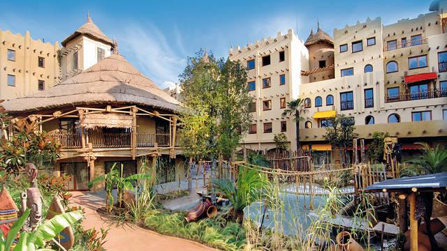 Exterieur Hotel Matamba