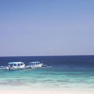 Strand van Bali