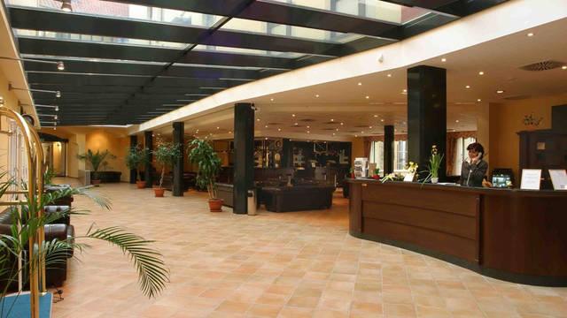 Receptie Hotel Roma