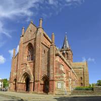 Orkney, Kirkwall - St. Magnus Kathedraal