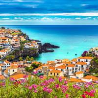 8 daagse vlieg busreis, Funchal Bloemeneiland Madeira