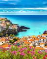 8-daagse vlieg-busreis, Funchal Bloemeneiland Madeira
