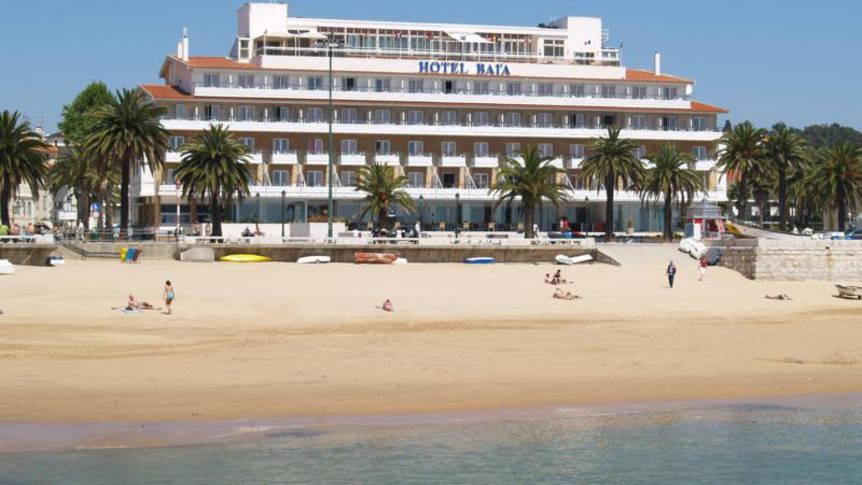 Ligging Hotel Baia