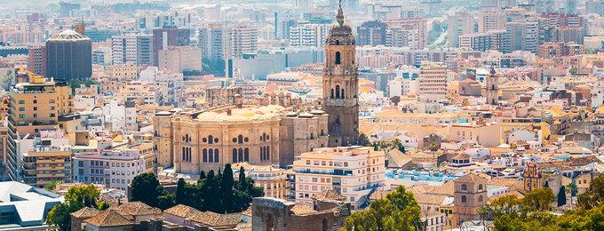 Stedentrip Malaga