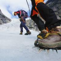 Gletsjerwandeling - Foto:  Terje Rakke