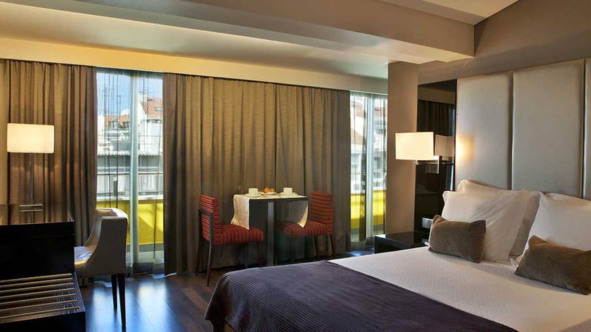 Kamer Hotel Turim Luxe
