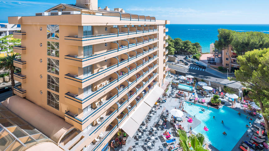Exterieur Hotel 4R Playa Park