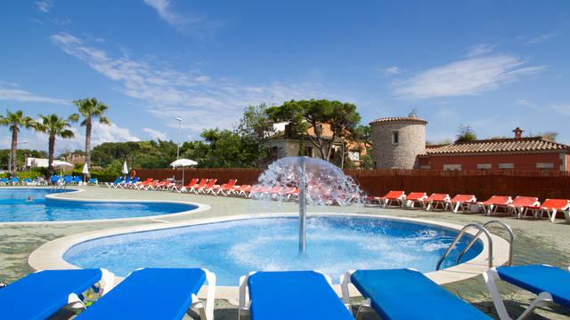 Zwembad Appartementen Alegria Bolero Park