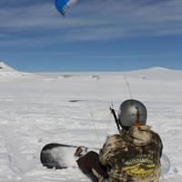 Kiting - Foto: Beitostølen